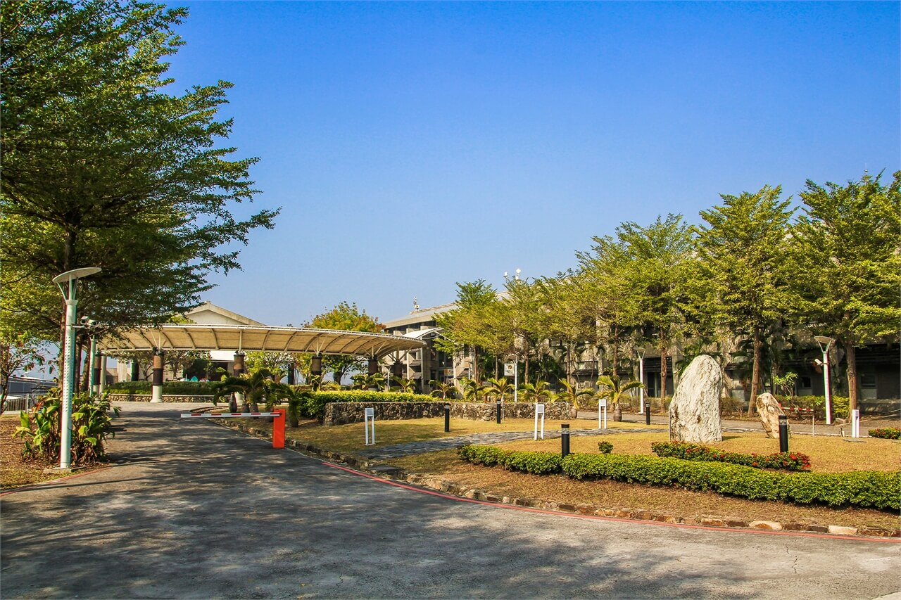 The Dapeng Bay Visitor Center Square