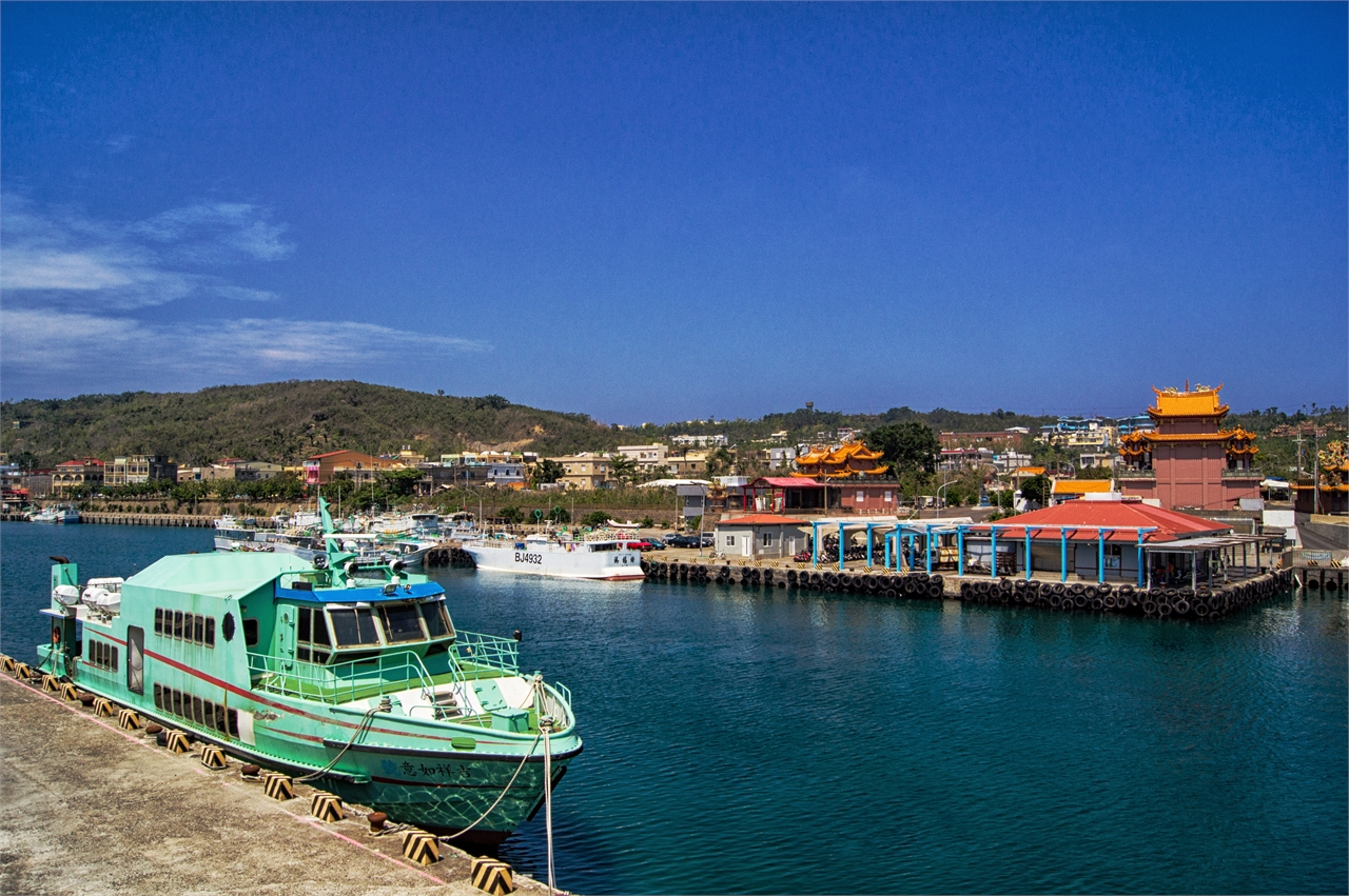 Dafu Harbor