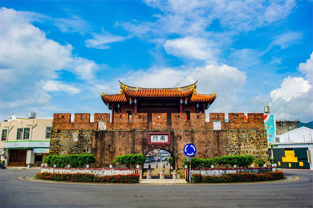 Hengchun Ancient City Gate-Southern Gate