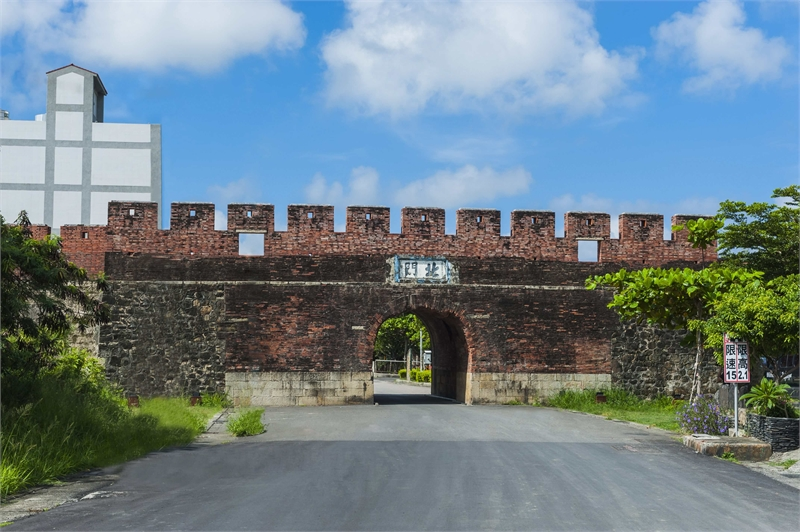 Hengchun Ancient City Gate-Northern Gate